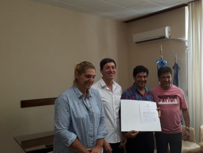Concejo Deliberante reconoció a una obra de teatro inclusiva, que se desarrolla con Lengua de Señas