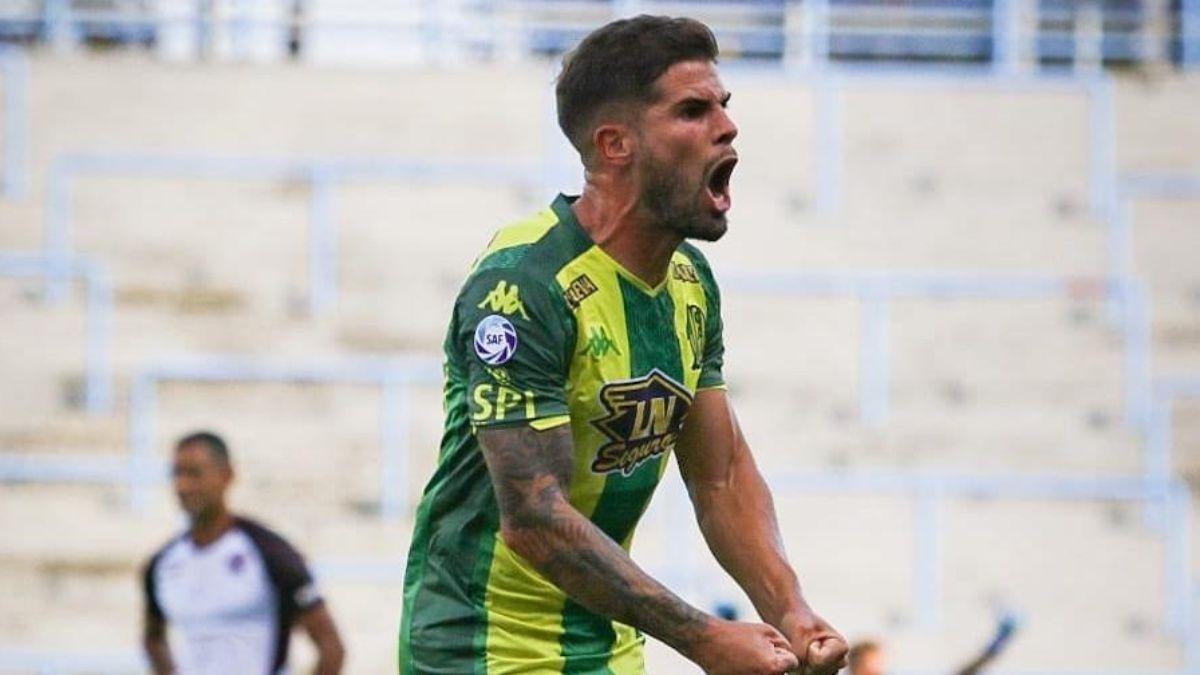 Superliga: Aldosivi empezó el año con un triunfo
