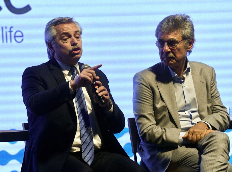 """Alberto Fernández: """"El FMI nos dio la razón y por primera vez hace semejante reconocimiento"""""""