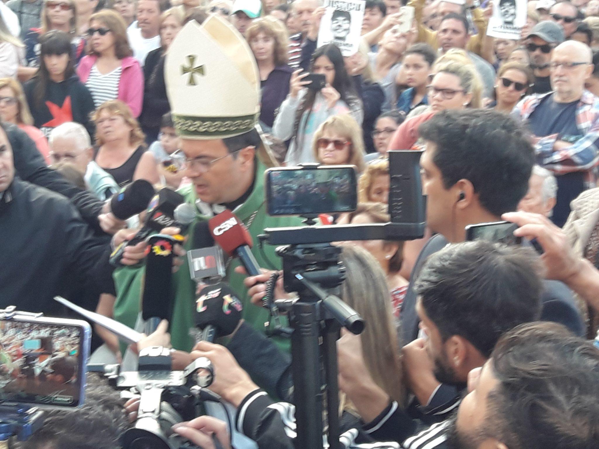 Justicia por Fernando: el Papa envió un mensaje
