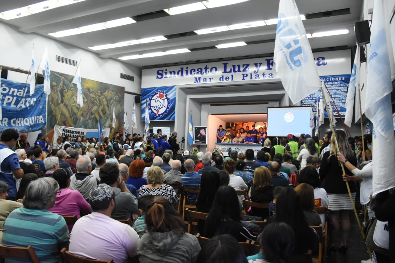 A 25 años de la Carpa de la Solidaridad, masivo acto homenaje a José Rigane