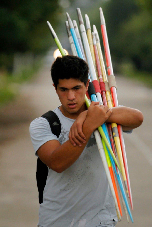 Quién era Braian Toledo, el atleta olímpico que murió en un siniestro de tránsito