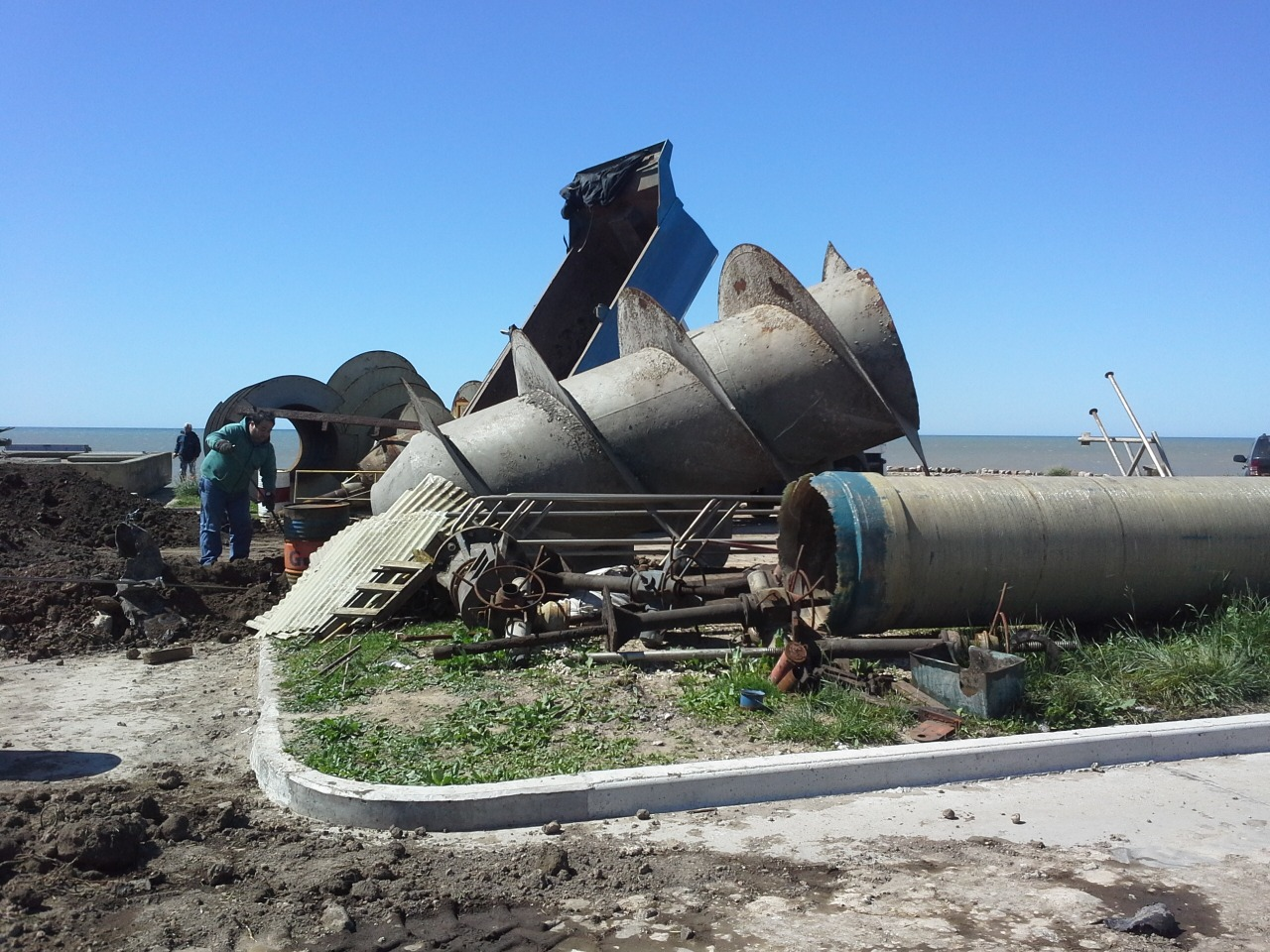 Personal de OSSE separó más de 112 toneladas de residuos y las transformó en ayuda a varias instituciones