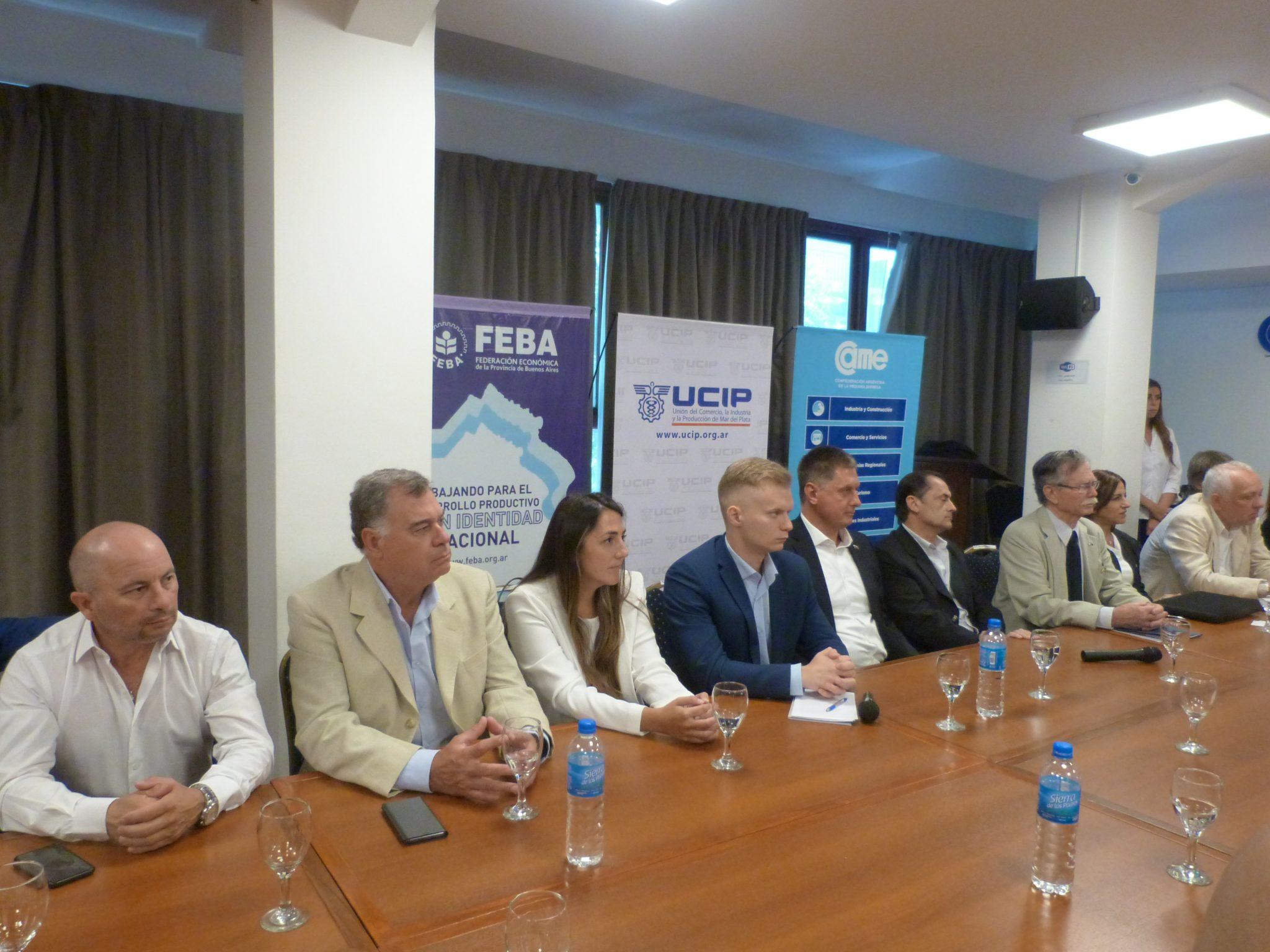 Se realizó el Encuentro Industrial Comercial Bilateral entre Rusia y Argentina