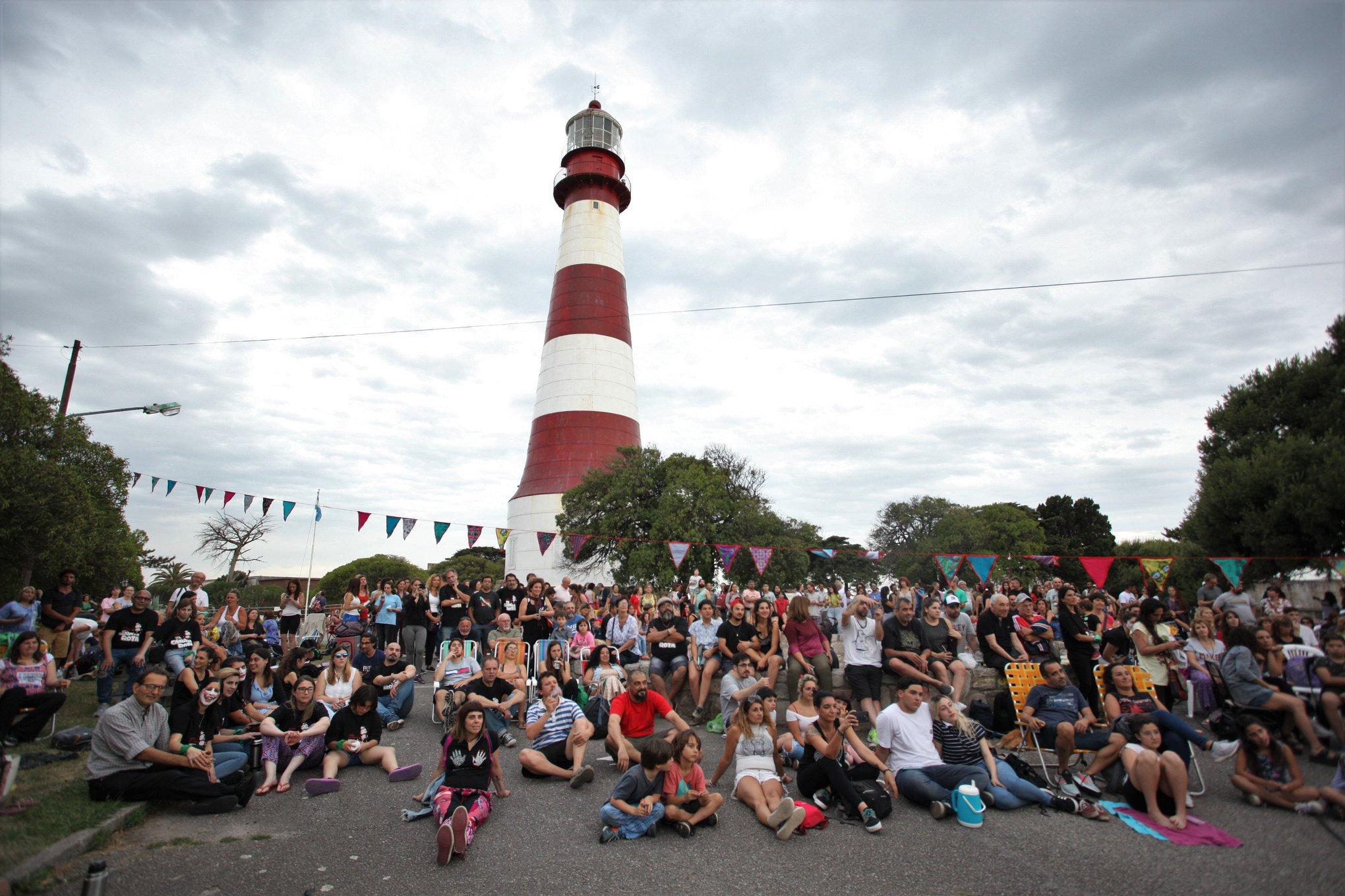 Festival de Arte Joven en el Faro de la Memoria