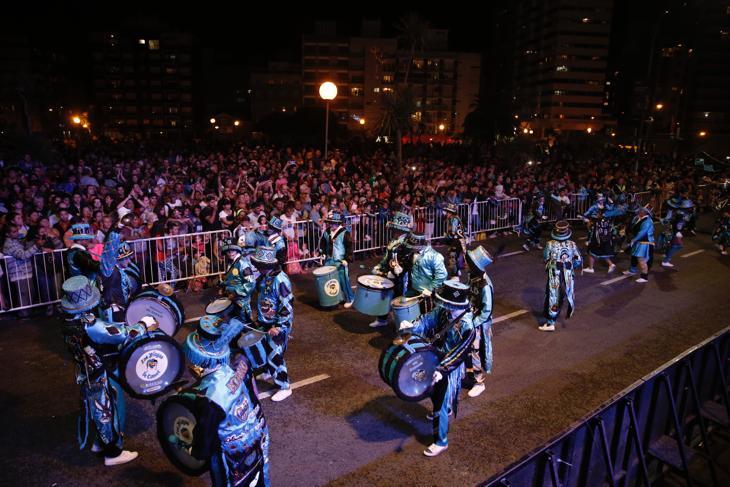 Miles de marplatenses y turistas disfrutaron de dos jornadas a puro carnaval