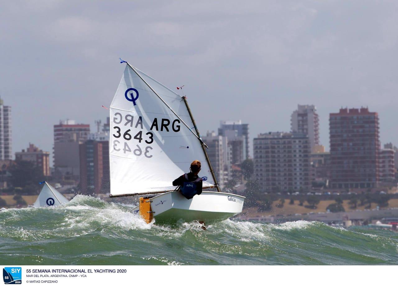 La Semana Internacional del Yachting ya tiene sus primeros campeones