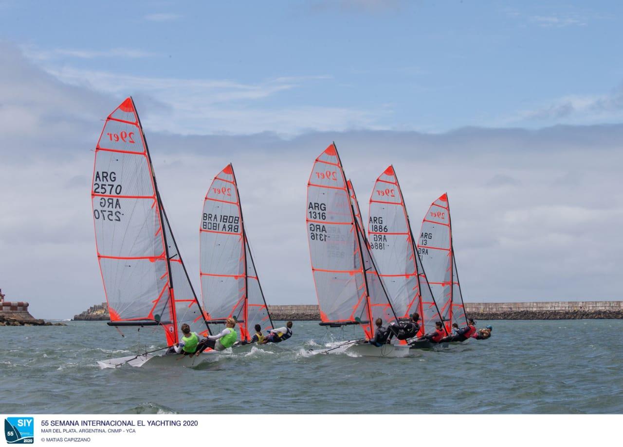 Brillante final para la 55° Semana Internacional del Yachting