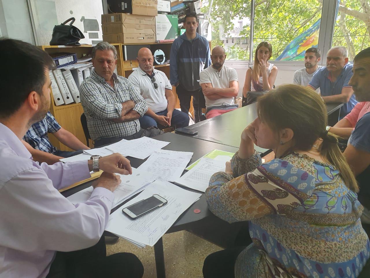 Torres y Liva: principio de solución para los trabajadores