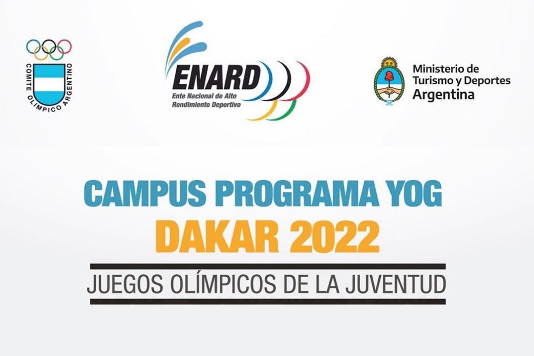 """Despedida a deportistas que participarán en el """"Campus Nacional Dakar 2022"""""""