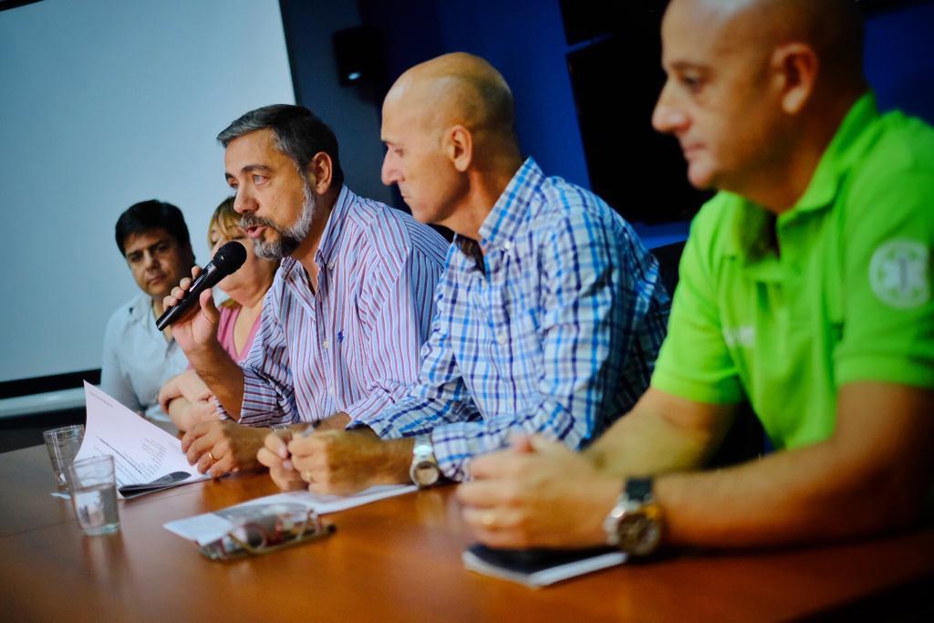El Municipio presentó el plan de prevención y control por los festejos del Último Primer Día