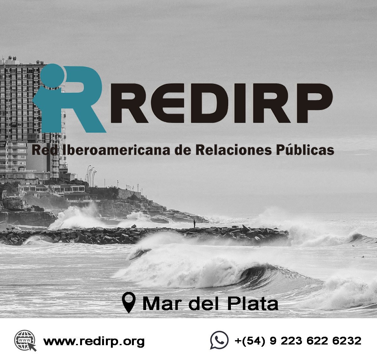 Mar del Plata se suma a la Red de Profesionales de Relaciones Públicas de Iberoamérica
