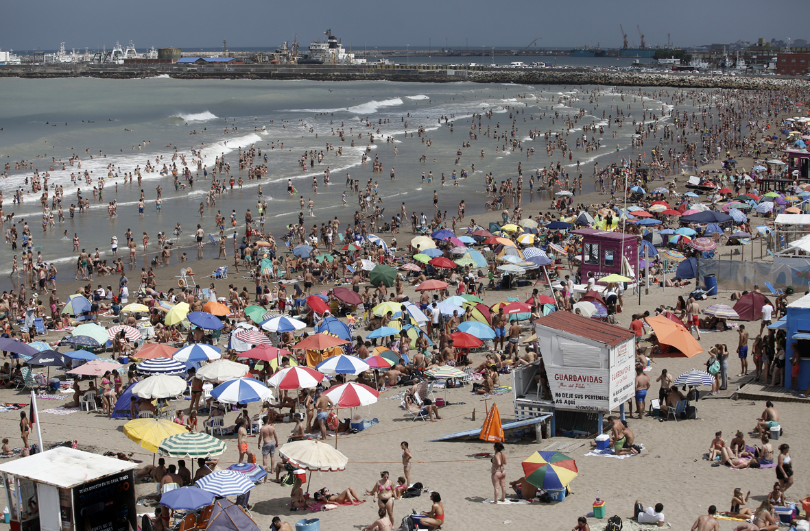 Fin de semana largo de Carnaval: arribaron a Mar del Plata 287.032 turistas