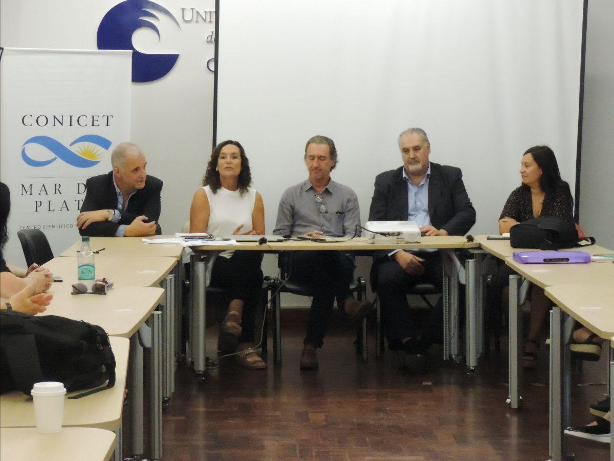 CONICET y la UNMDP presentaron el Instituto de Humanidades y Ciencias Sociales