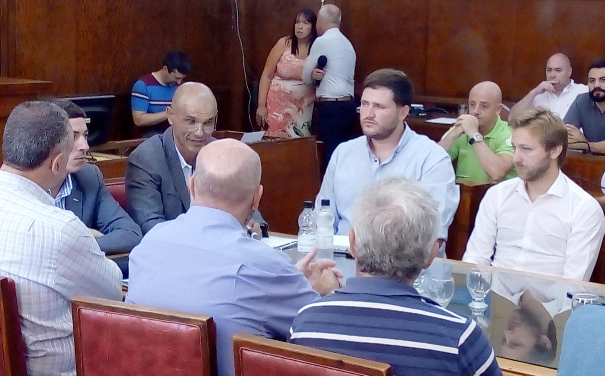Se constituyó la Comisión Asesora en Seguridad Vial
