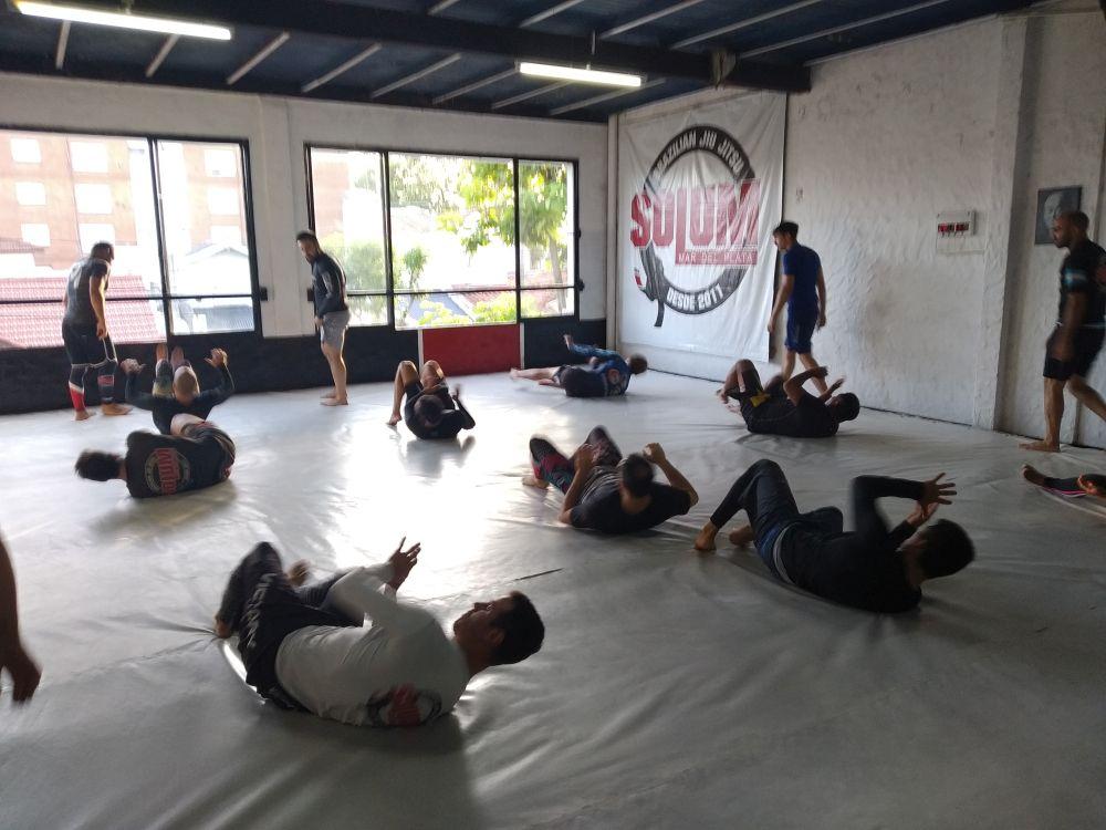 La Academia Solum Jiu Jitsu tendrá su 1º  Camp de Entrenamiento
