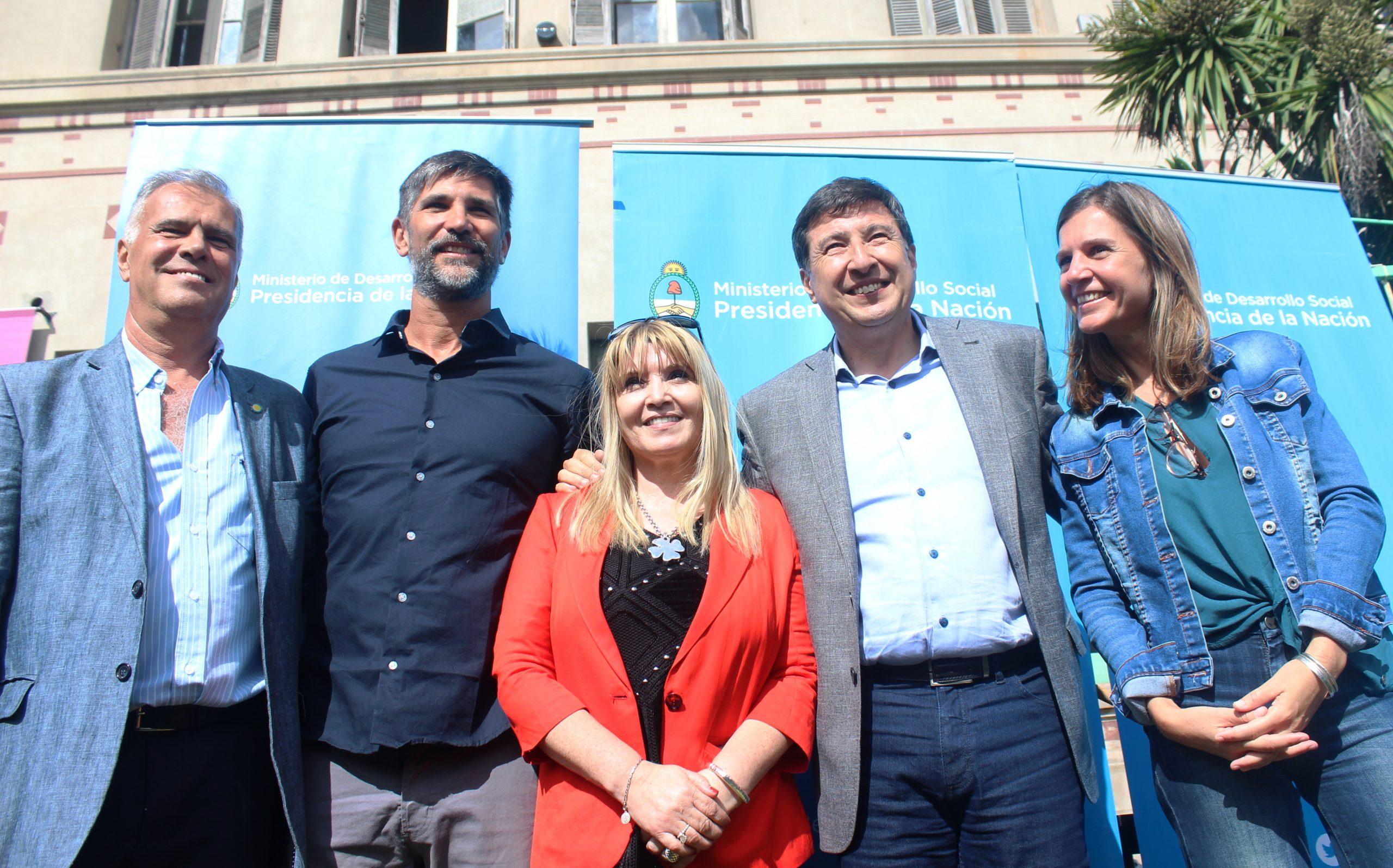 Desarrollo Social de la Nación: Diego García asumió como nuevo articulador del Centro de Referencia de Mar del Plata