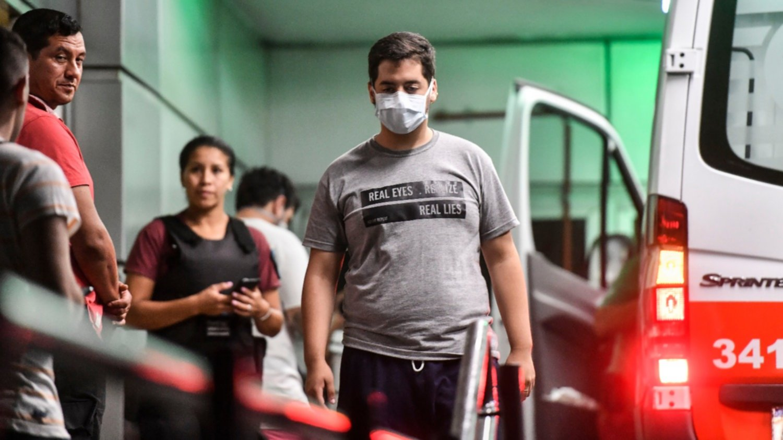 """Secretaria de Salud recordó que """"es un delito no cumplir con la cuarentena domiciliaria"""" por coronavirus"""