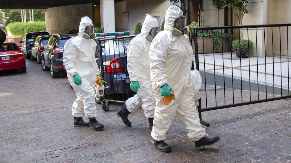 En General Pueyrredón se suman casos sospechosos de coronavirus