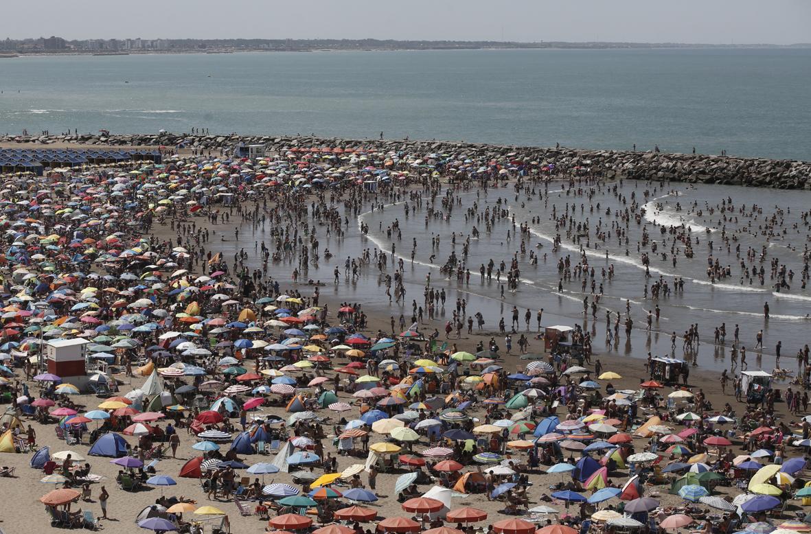 Verano 2020: Mar del Plata tuvo récord histórico de turistas durante febrero