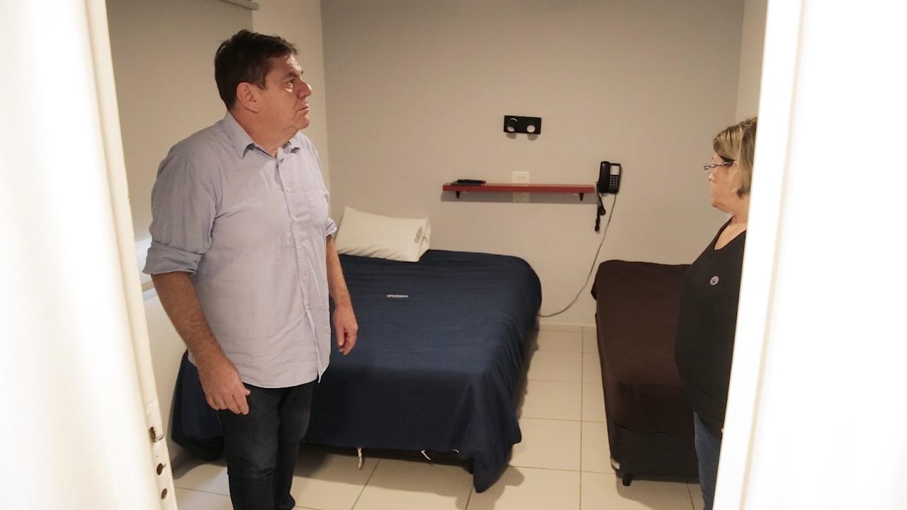El Municipio utilizará hoteles sindicales para alojar pacientes leves