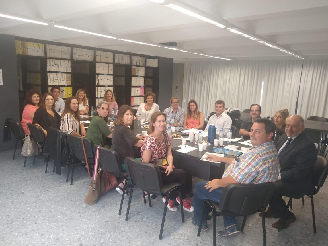 Coronavirus: en reunión multisectorial se adoptan medidas de prevención