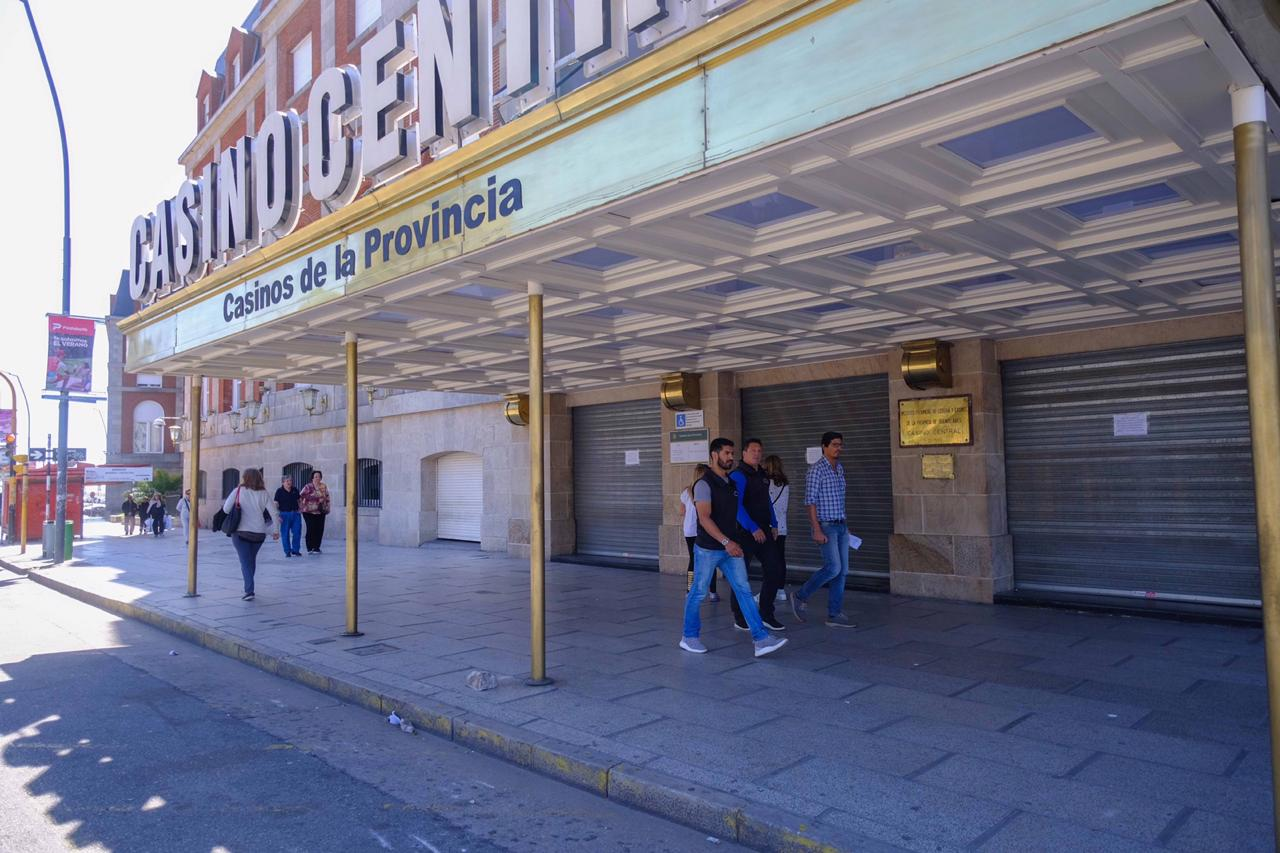 La Municipalidad notificó el cese de actividades a Bingos y Casinos de Mar del Plata