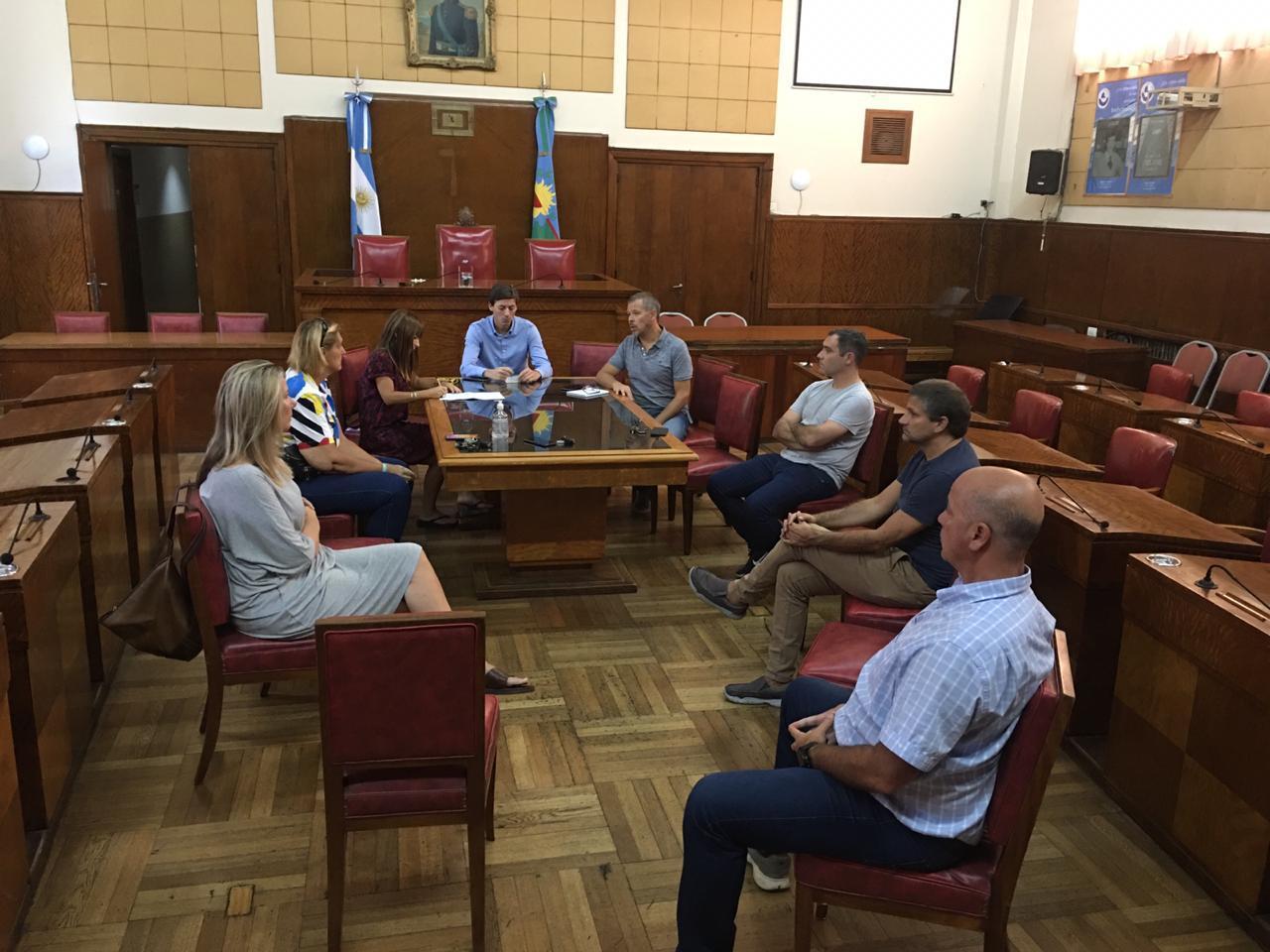 Concejo Deliberante creó una comisión especial de acompañamiento y apoyo a las medidas por el coronavirus