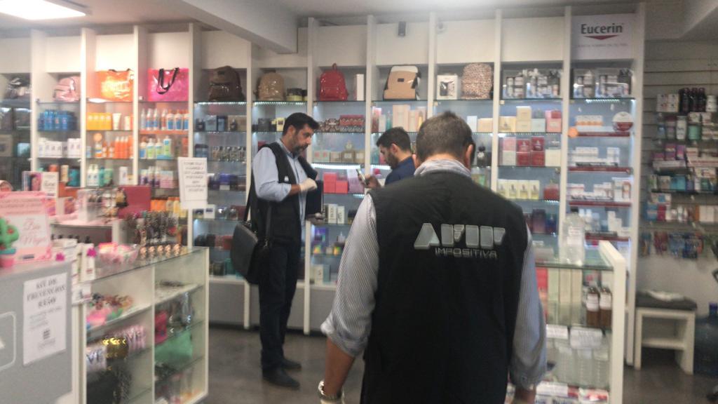 Sin atención en la AFIP, inspectores realizan controles de precios en Mar del Plata