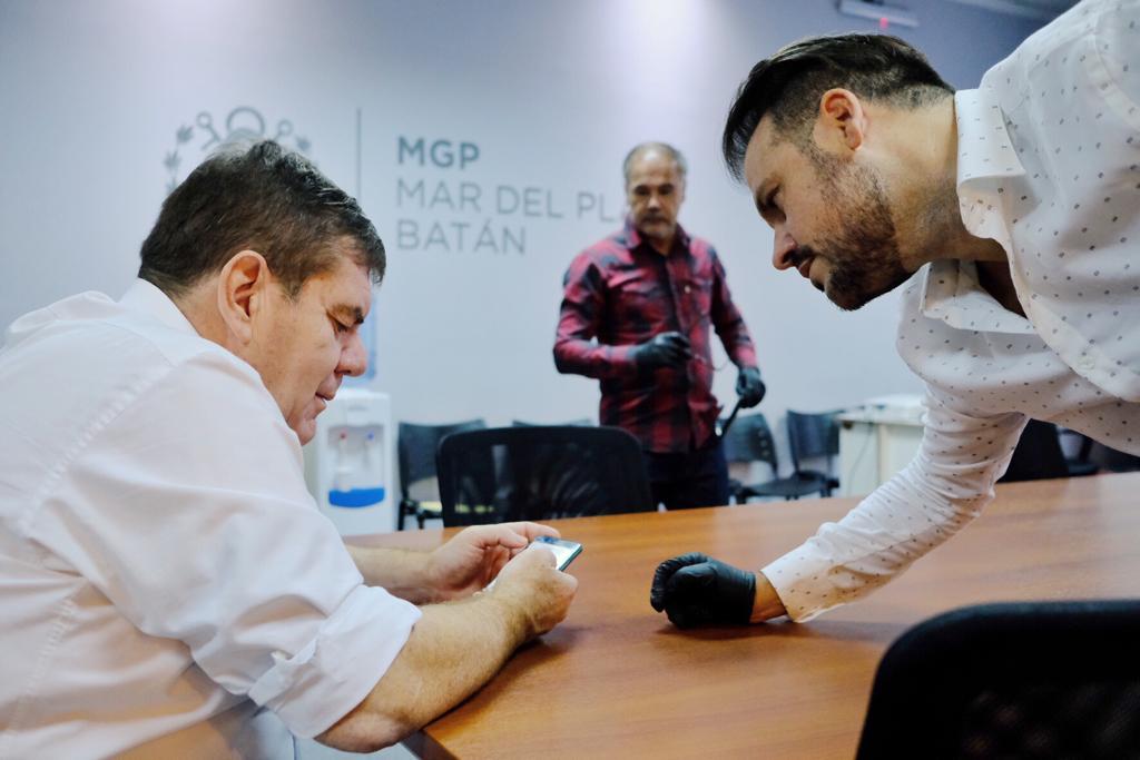 Coronavirus: El Municipio lanza aplicación móvil para hacer testeos