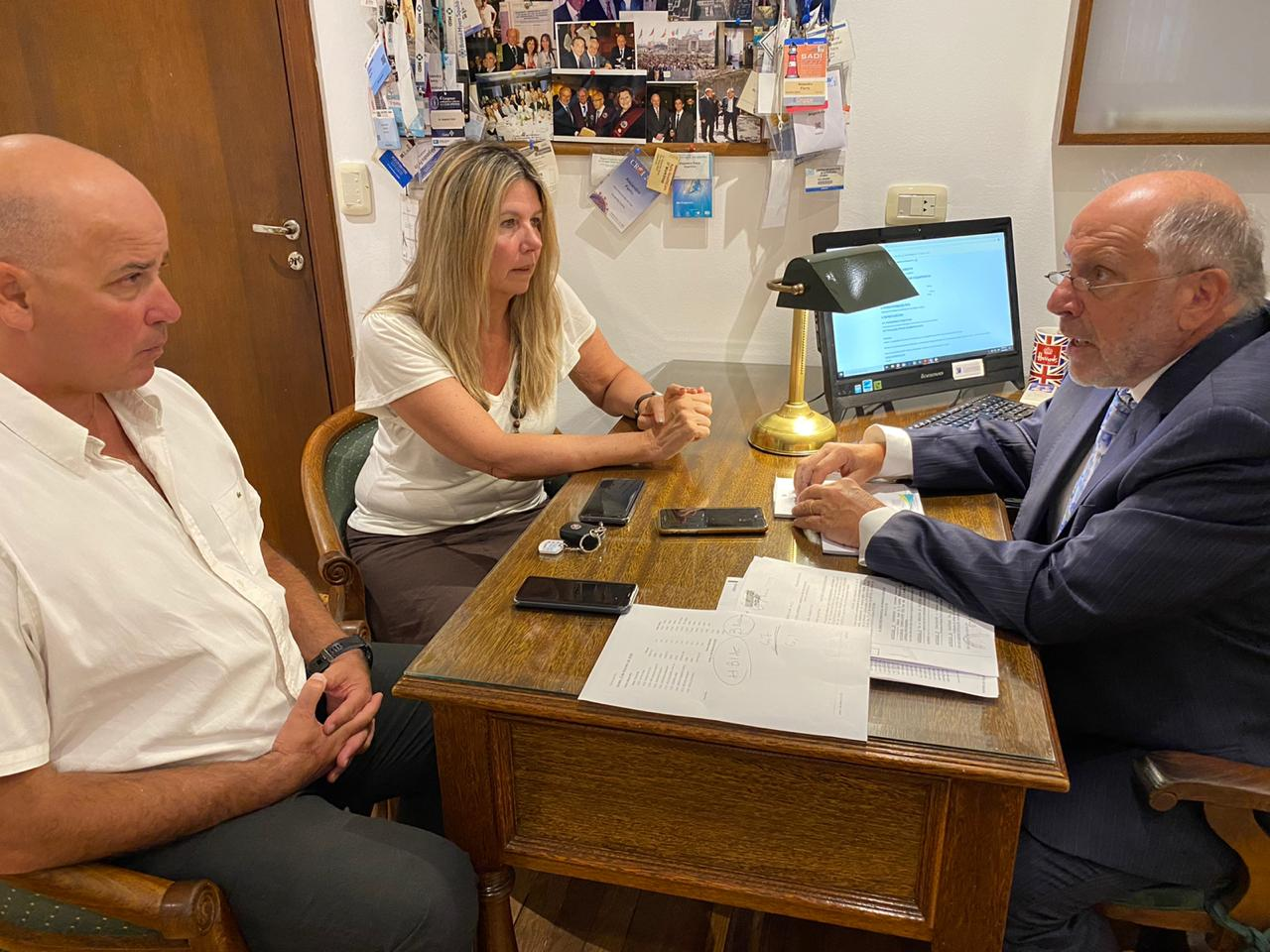 Coronavirus: piden al Intendente que convoque un Comité de Crisis