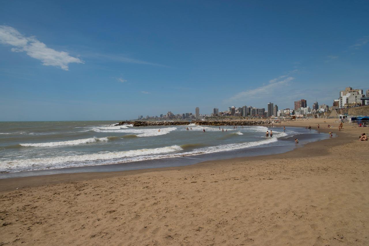 Continúa el primer relevamiento de indicadores en las playas