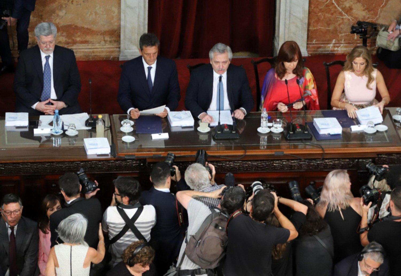 Alberto Fernández dijo que presentará en el Congreso un proyecto de aborto legal