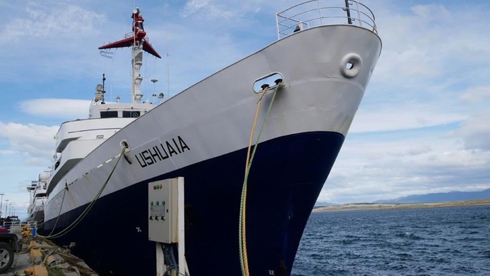 Autorizan el ingreso de un crucero y el desembarco de sus tripulantes en Mar del Plata