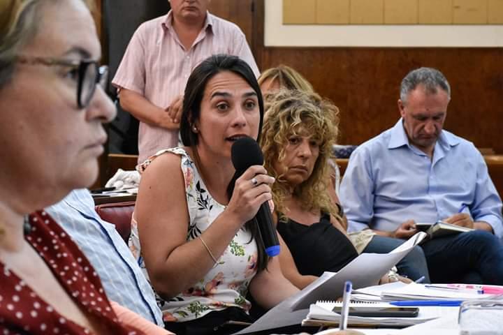 El Frente de Todos solicita reforzar los dispositivos de asesoramiento y prevención por violencia de género