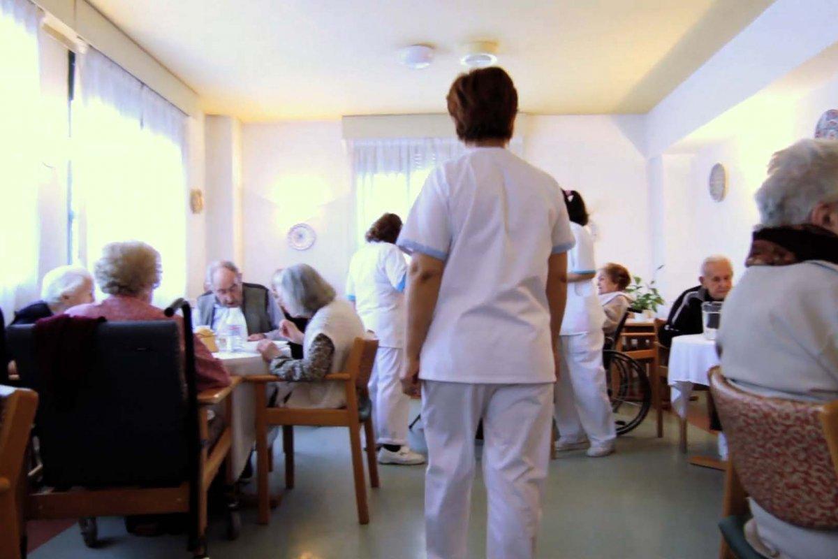 Piden medidas para mejorar la actual situación de los geriátricos