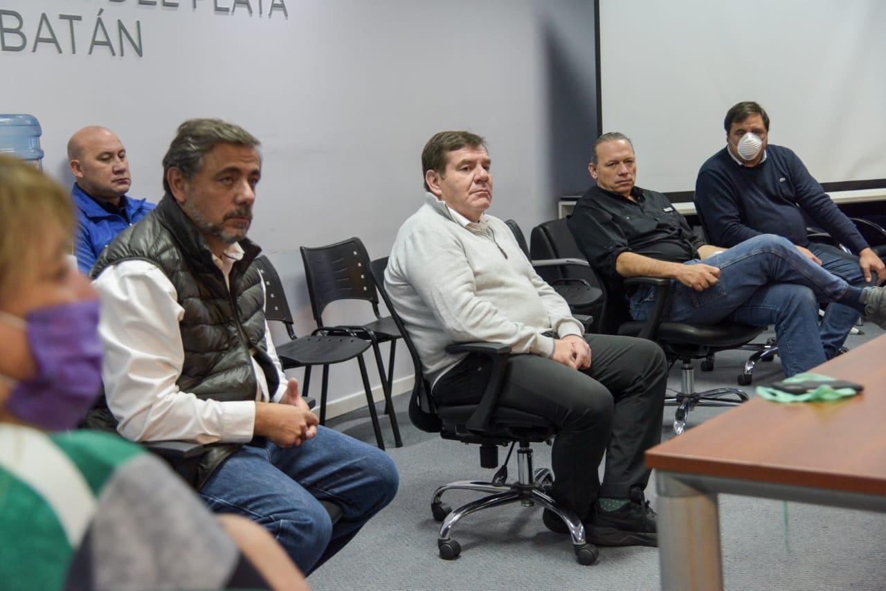 Montenegro y Berni encabezaron la reunión de la Mesa de Emergencia por coronavirus