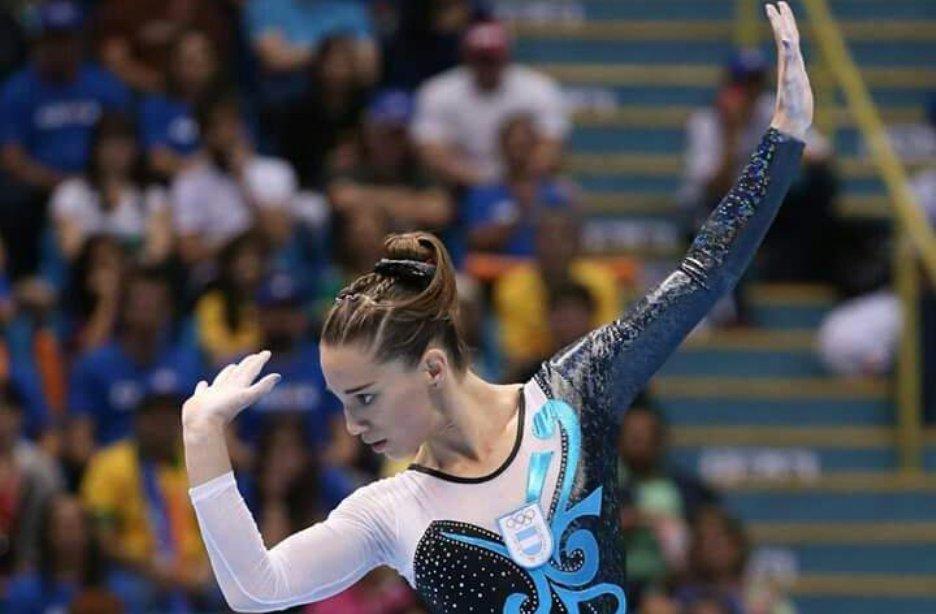 La gimnasta marplatense Ayelen Tarabini anunció su retiro