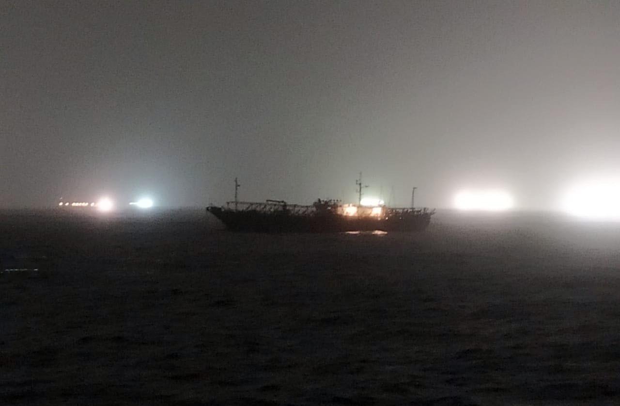 buques extranjeros