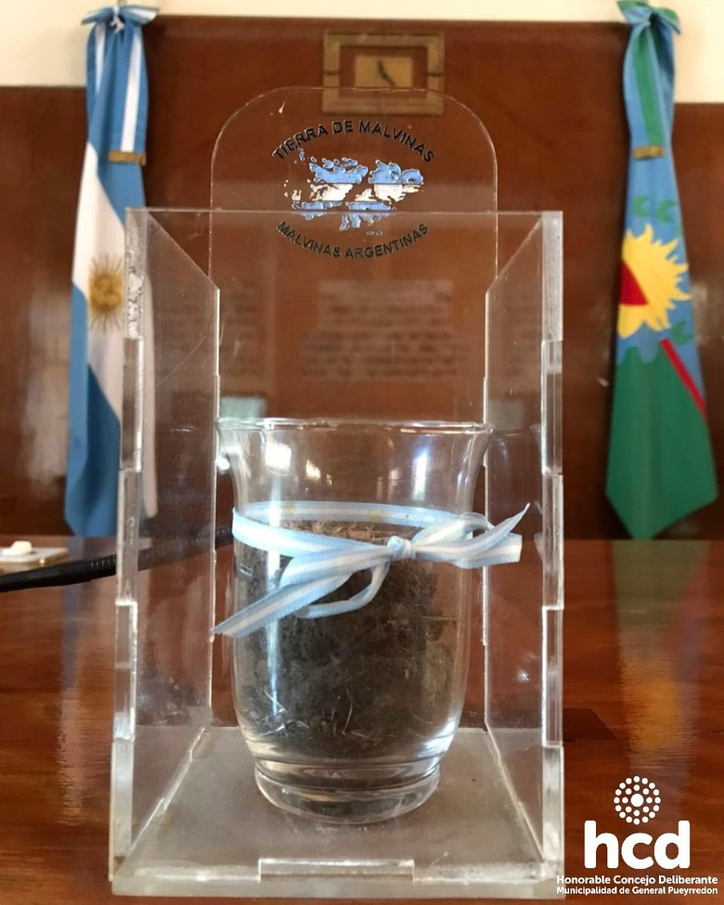 Malvinas: el Honorable Concejo Deliberante evoca una fecha significativa