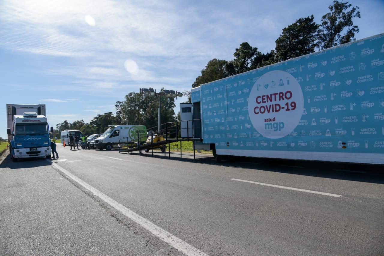 Para ingresar a Mar del Plata, se necesita una declaración jurada