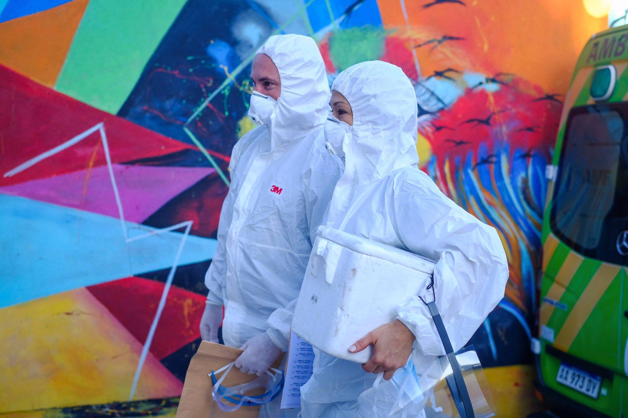 """Desde el municipio reconocen que """"el virus está circulando"""" en Mar del Plata"""
