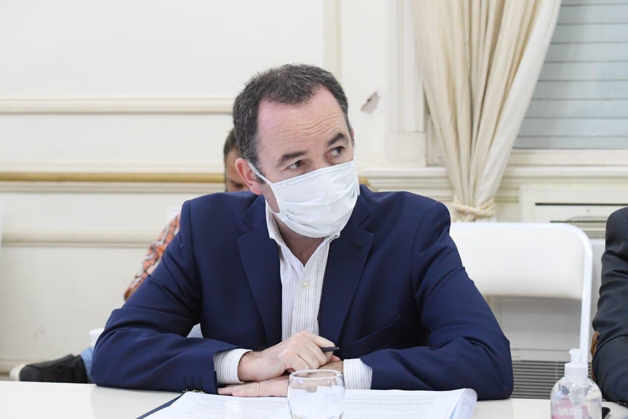 Fiorini presentó cuatro proyectos de ley referidos a la seguridad