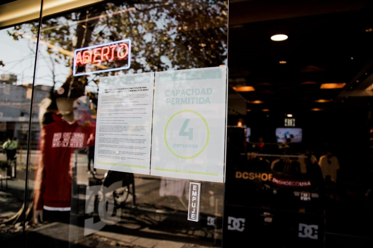 Los comercios minoristas podrán reabrir en Mar del Plata de forma provisoria