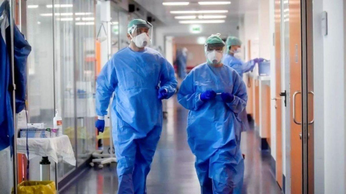 Profesionales de la salud de Mar del Plata reclamaron mejores condiciones laborales