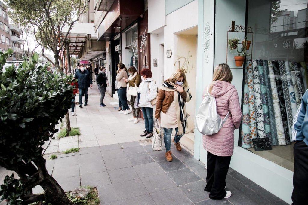 El gobierno nacional autorizó la reapertura del comercio minorista en Mar del Plata