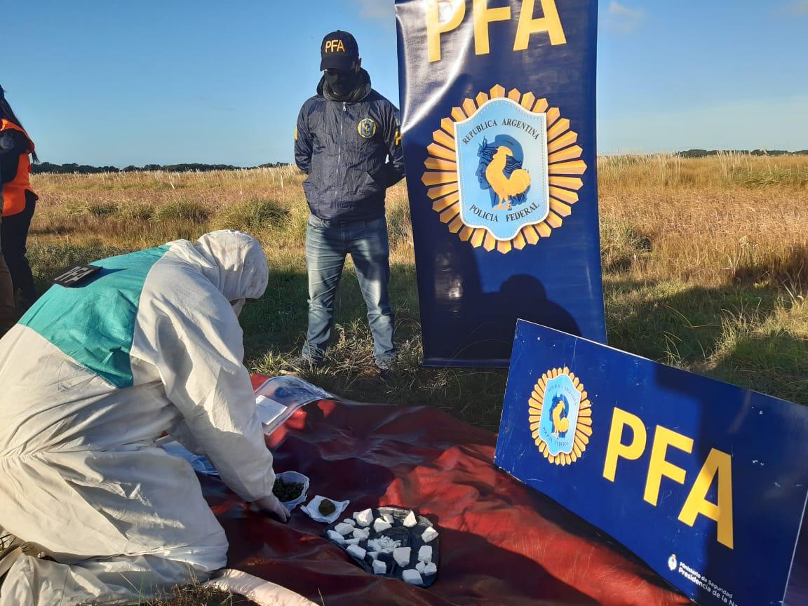 La Policía Federal detuvo a 2 personas acusadas de narcomenudeo