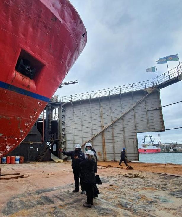 """SPI: """"Han sido 20 años de compromiso inclaudicable con la industria naval"""""""