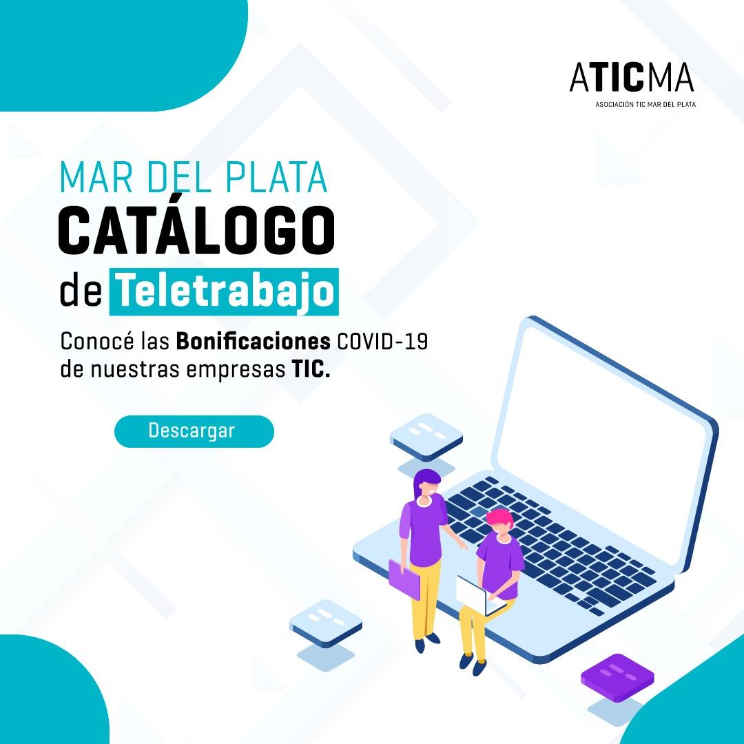 ATICMA brinda servicios especiales para empresas que adhieran al Teletrabajo