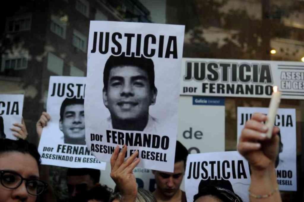 A más de 4 meses del crimen de Báez Sosa, arranca peritaje de las zapatillas de los rugbiers